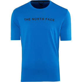 The North Face Train N Logo Camiseta Manga Corta Hombre, bomber blue heather